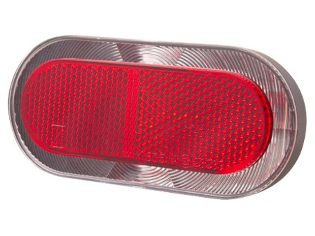 spanninga Elips XDS Dynamo Rear Light black